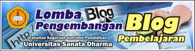 Lomba Blog dan Pengembangan Pembelajaran