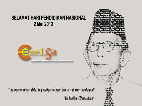 Selamat Hari Pendidikan Nasional 2013